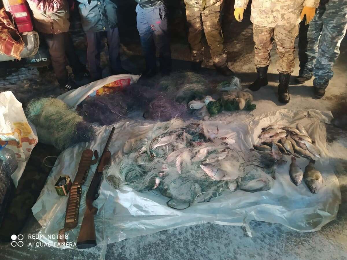 Ущерб на сумму 14 млн тенге нанес государству браконьер из Алматинской области